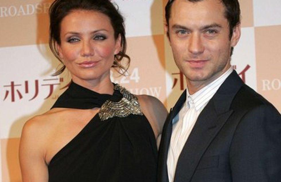 ¿Están juntos Cameron Diaz y Jude Law?