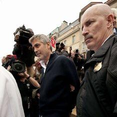 George Clooney ha sido puesto en libertad