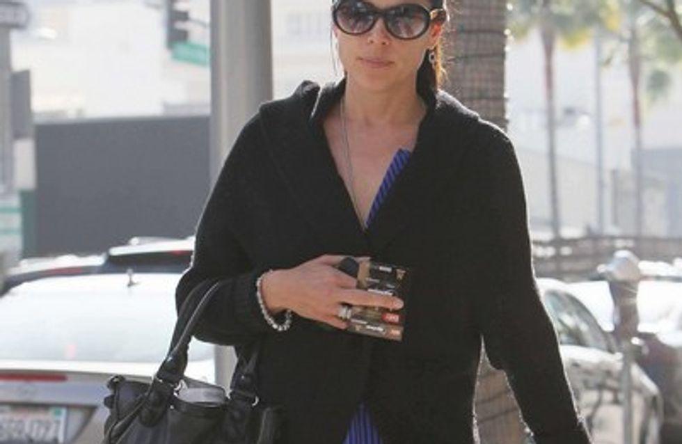 Neve Campbell está embarazada
