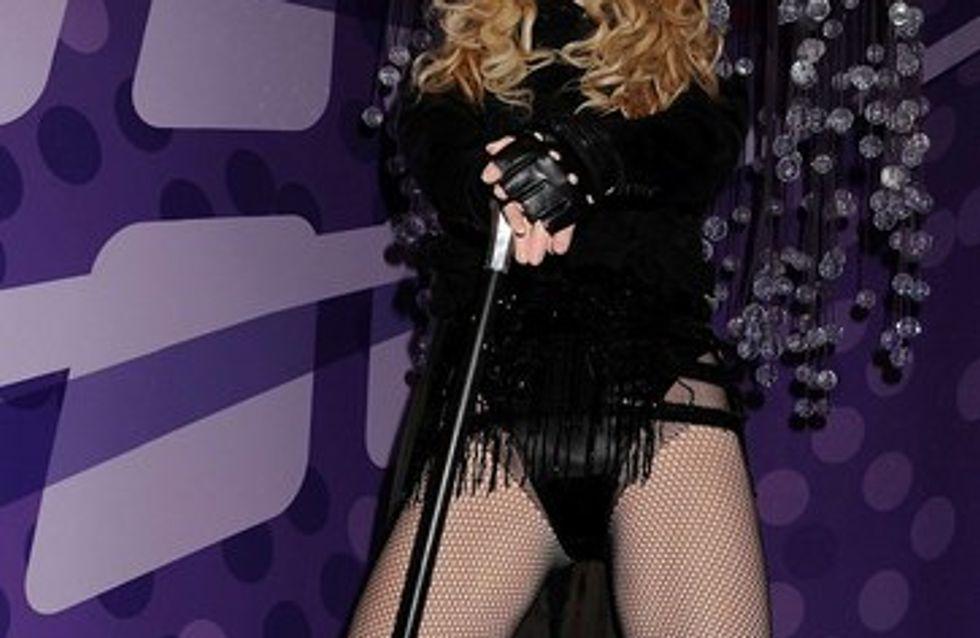 Madonna presenta su propia colección de zapatos