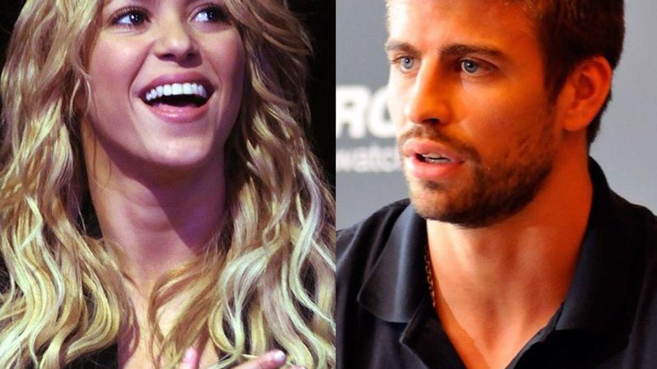 Shakira y Piqué se reconcilian en Italia