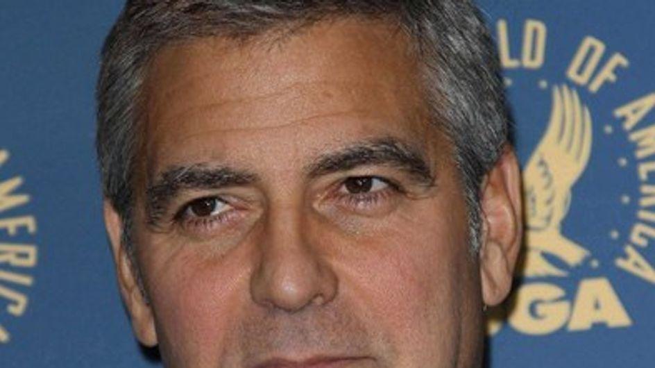 George Clooney se hizo pasar por Brad Pitt