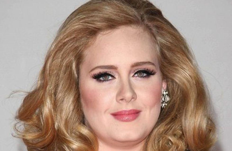 Adele quiere adelgazar