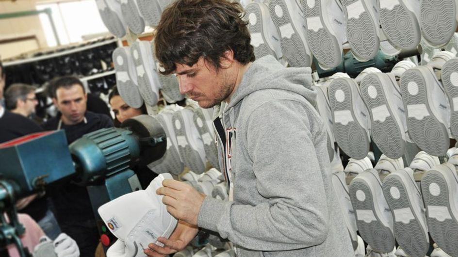 Dani Martín colabora como diseñador para J'hayber