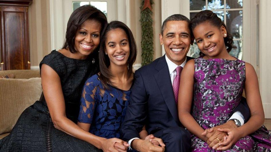 La hija mayor de Obama a salvo de un fuerte terremoto