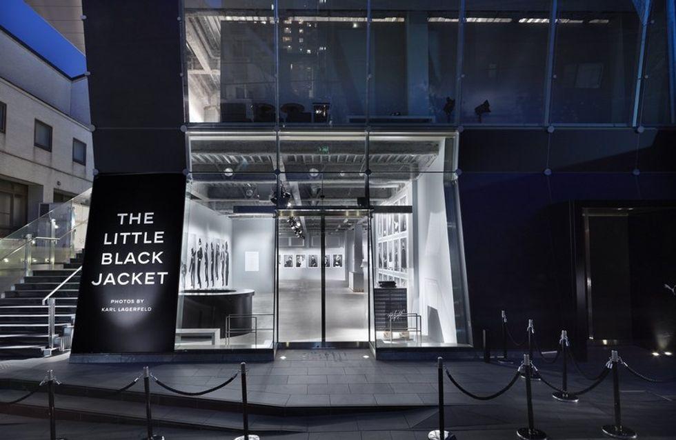 Chanel rinde homenaje a La pequeña chaqueta negra