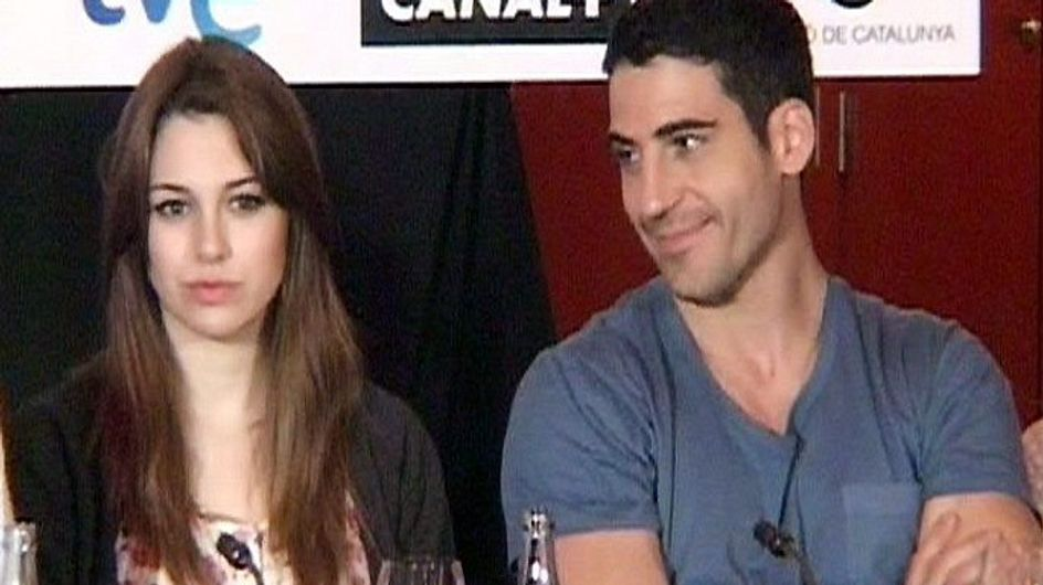 Miguel Ángel Silvestre y Blanca Suárez celebran un año de amor