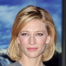 Cate Blanchett, orgullosa de su rostro