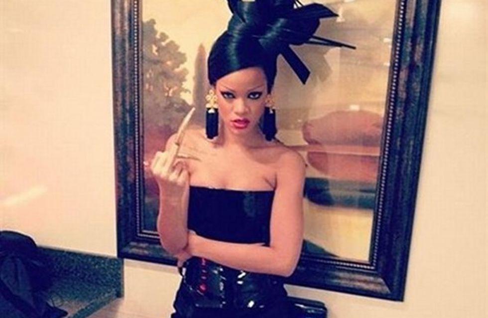"Rihanna se disfraza de geisha ""sexy"""