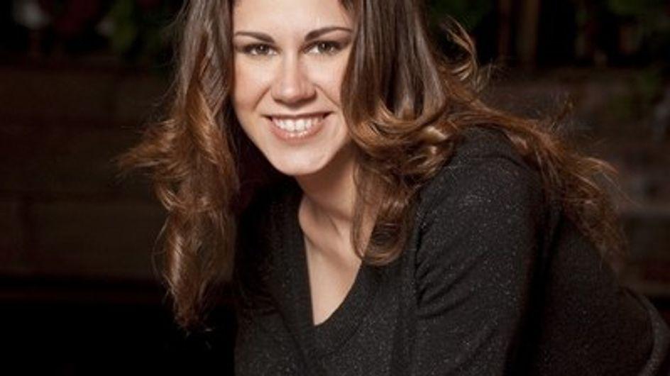 La cantante Tamara está embarazada de su tercer hijo