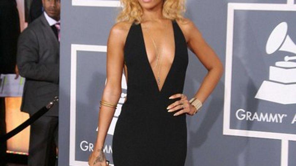 Rihanna se desnuda por exigencias del guión