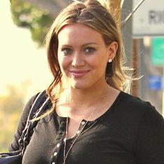 Hilary Duff, muy feliz por su reciente maternidad