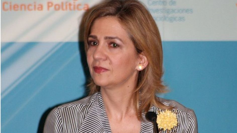 La Infanta Cristina vuelve al trabajo