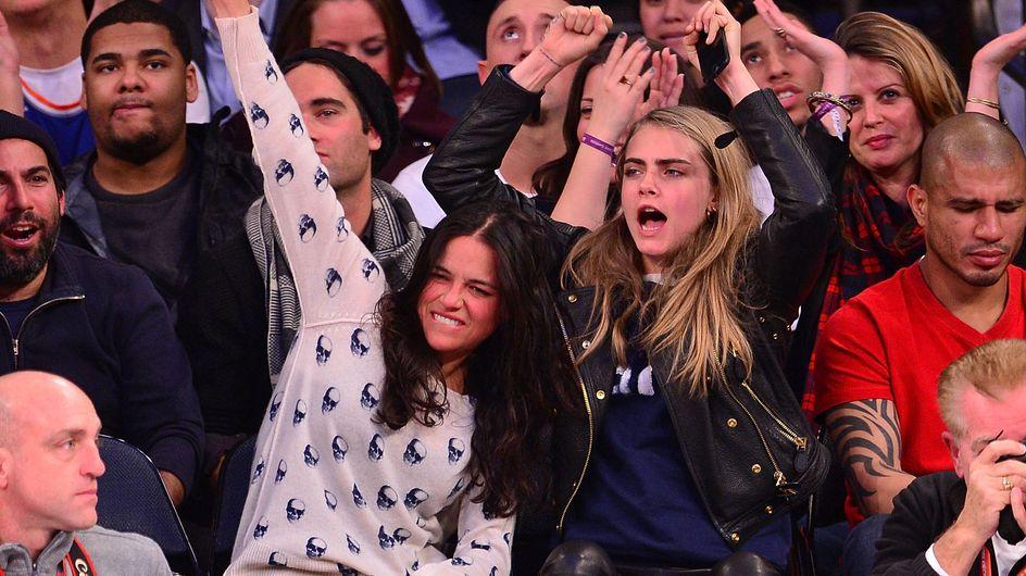 Cara Delevingne et Michelle Rodriguez seraient toujours en couple