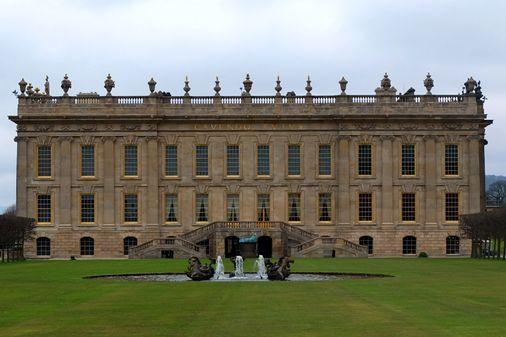 Chatsworth House, antigo lar da Duquesa de Devonshire
