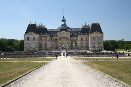 Castelo de Vaux Le Vicomte
