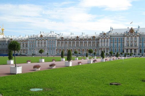 Palácio de Catherine, Russia