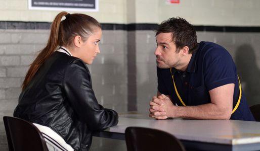 Lauren visits Jake in prison