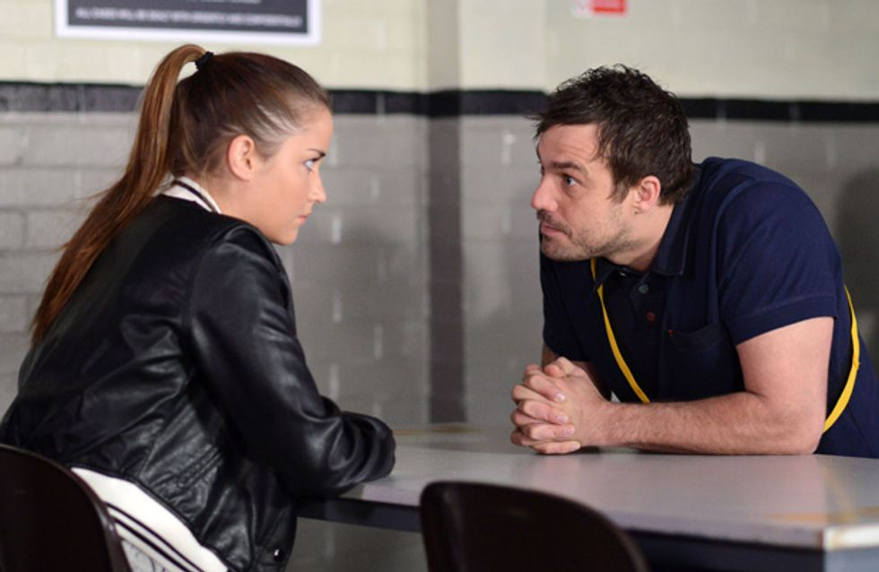 Eastenders 06/06 – The Carters plan a celebration