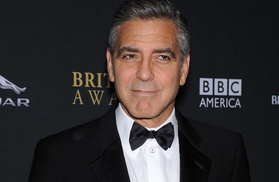 Wegen dickem Verlobungsklunker: Hat Clooneys Verlobte Stress mit dem Zoll?