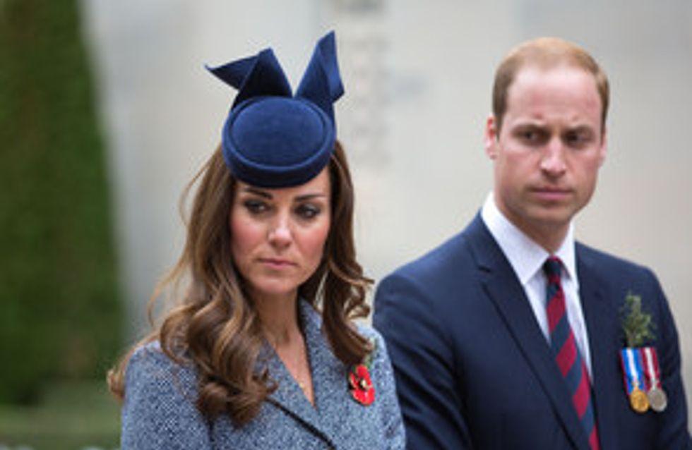 Kate Middleton teme la publicación de una foto de su trasero desnudo