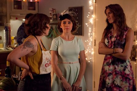 Hannah, Soshanna y Marnie