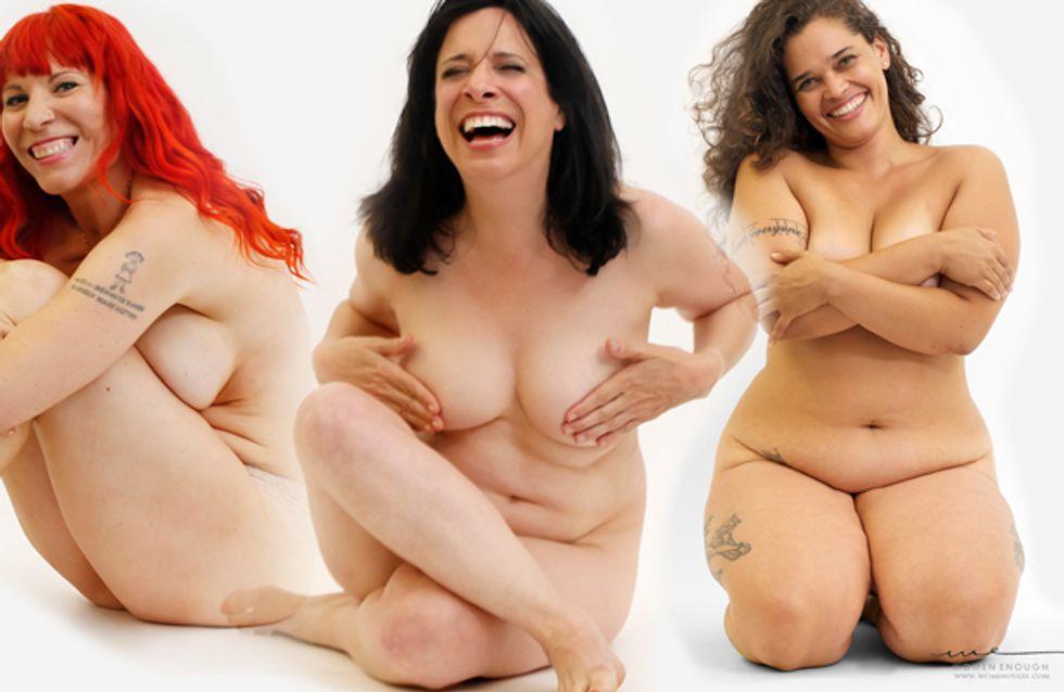Entblößt: Diese Kampagne zeigt Frauen so, wie sie wirklich sind!