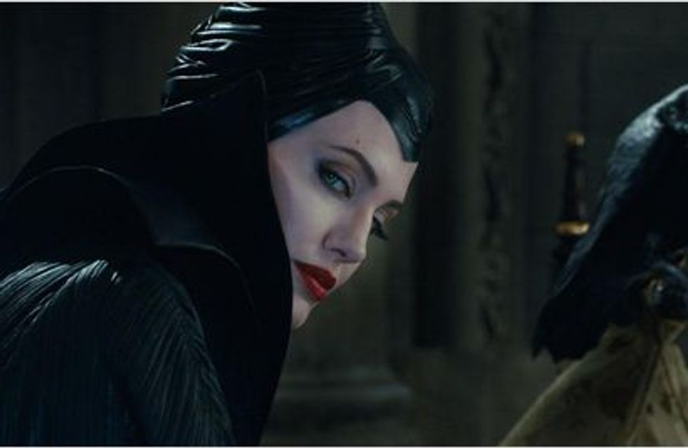 Maléfique : Zoom sur le costume d'Angelina Jolie
