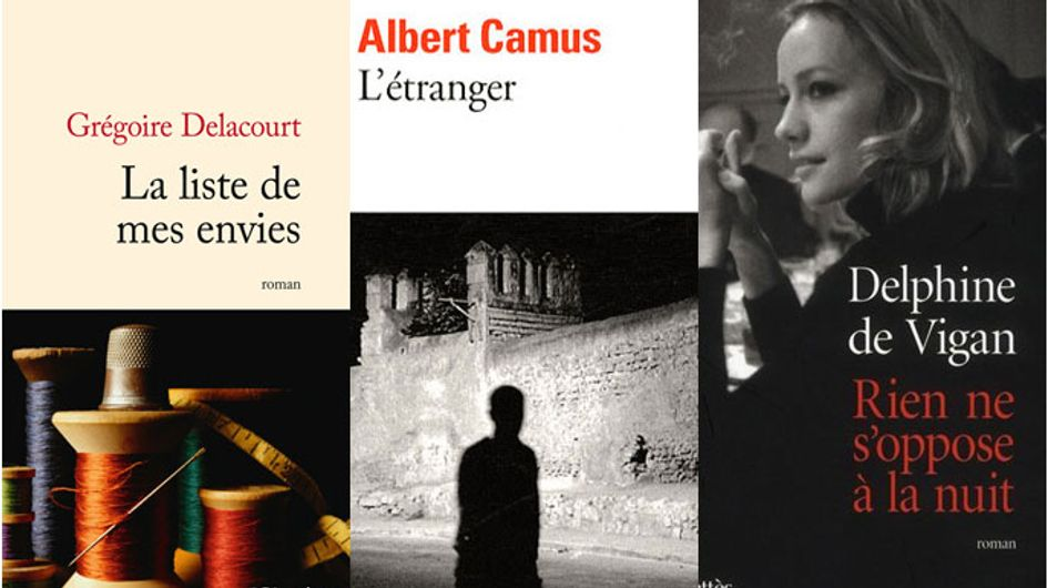 13 best-sellers français que tout lecteur devrait avoir dans sa bibliothèque