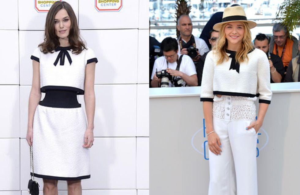 Keira Knightley vs Chloë Moretz : Qui représente le mieux la femme Chanel ?