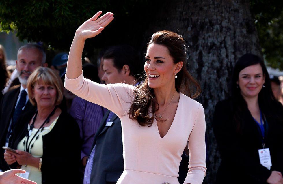 Kate Middleton : Ses fesses exposées dans le magazine Bild !