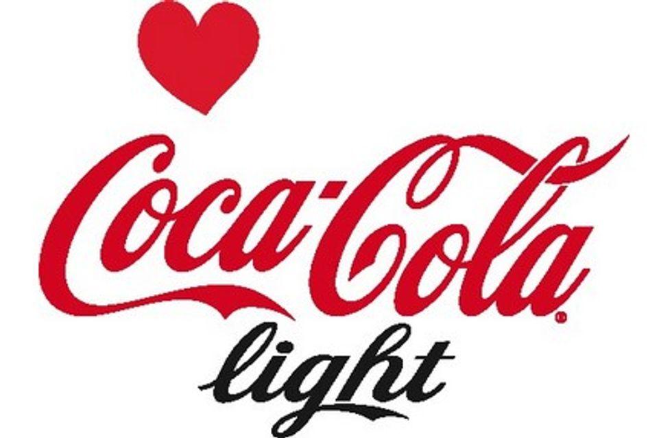 A la recherche de la prochaine égérie belge de Coca-Cola light 2014 !