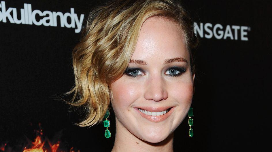 Jennifer Lawrence dreht für 'Die Tribute von Panem' in Berlin