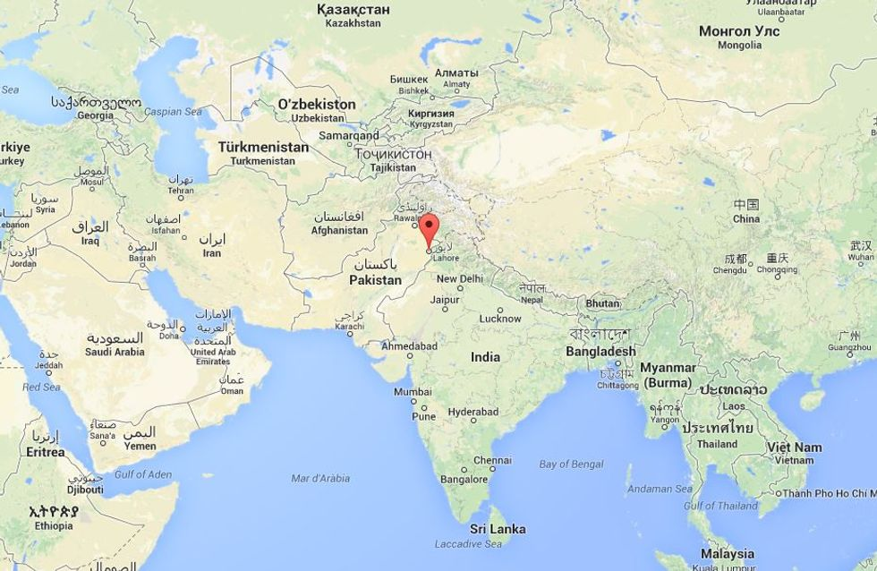 Pakistan : Une femme enceinte lapidée à mort par sa famille pour avoir épousé l'homme qu'elle aime