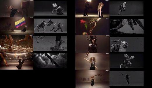 Comparaciones del videoclip
