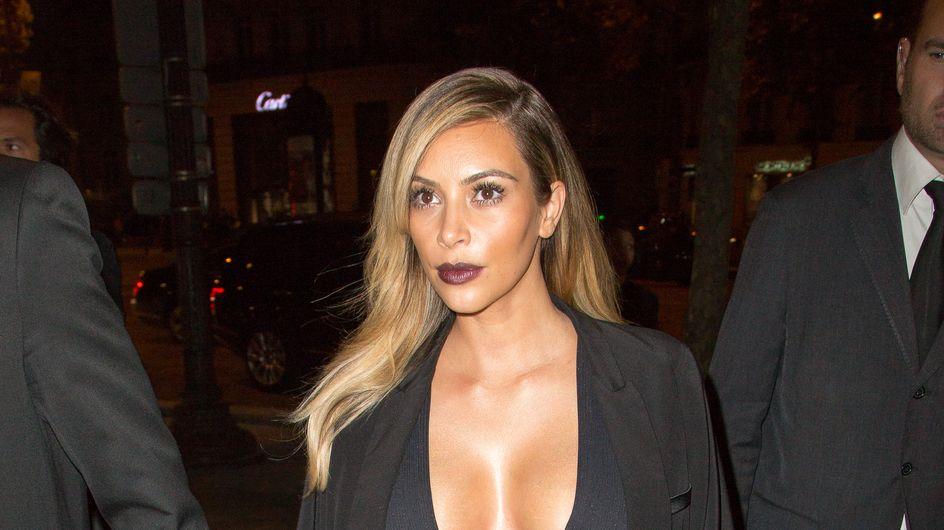 """Le """"Kim Kardashian effect"""" : Elle booste les ventes de robes de mariée sur eBay"""