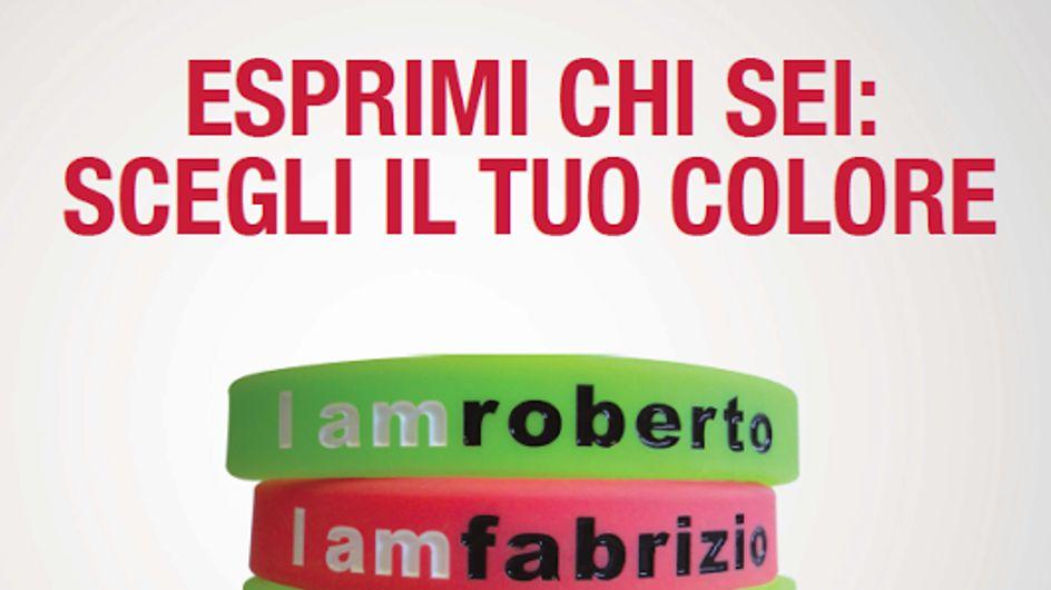 Aiuta la lotta alla Sclerosi Multipla con un braccialetto