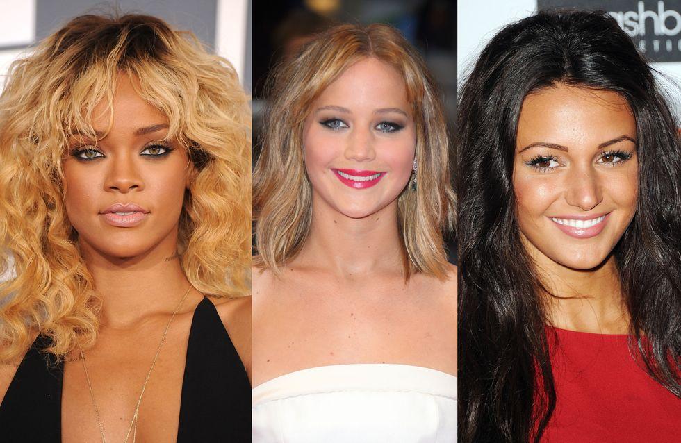 Wie zijn de tien meest sexy vrouwen ter wereld? (Foto's)