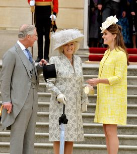 Kate Middleton : Des menaces envers Camilla Parker-Bowles ?