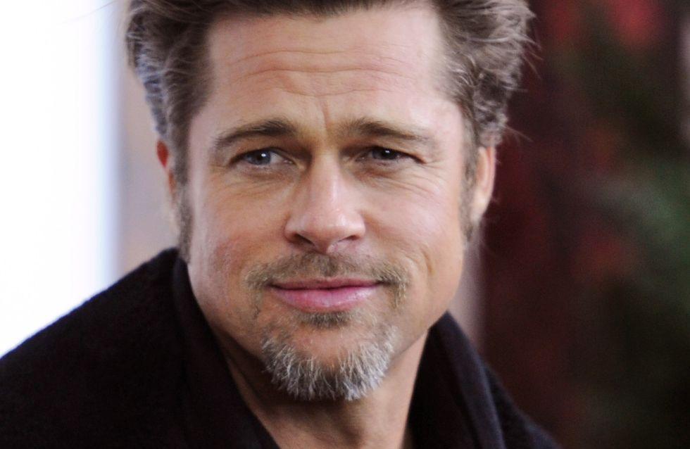 Brad Pitt agressé sur le tapis rouge