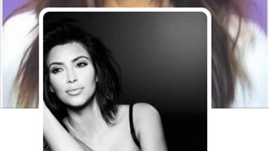 Kim Kardashian mariée : Elle change son nom sur Twitter
