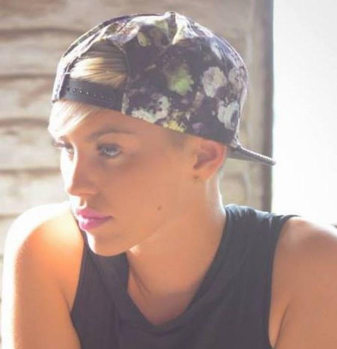 Le sosie de Miley Cyrus