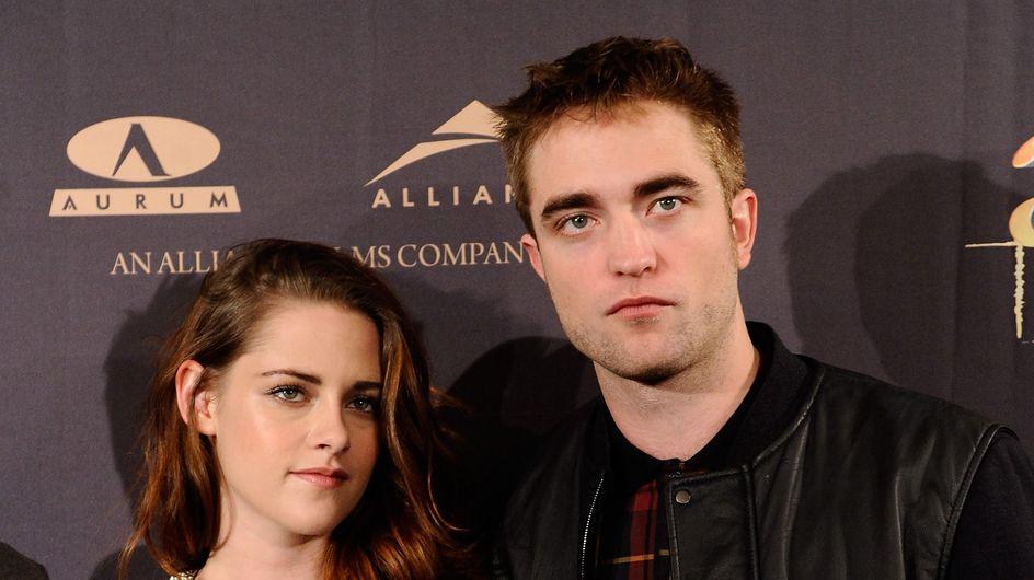 Erste Annäherungsversuche zwischen Robert Pattinson & Kristen Stewart