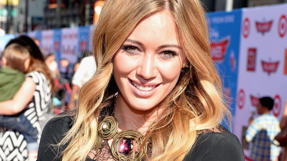 Hilary Duff : Découvrez sa nouvelle coupe de cheveux (photos)