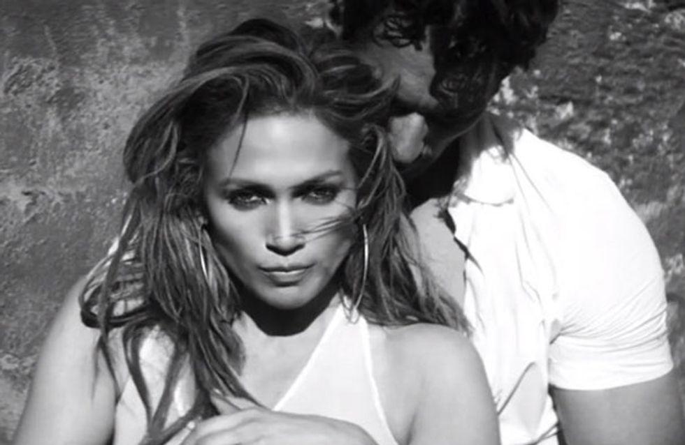 Jennifer López y David Gandy, sensualidad máxima en el videoclip de la cantante