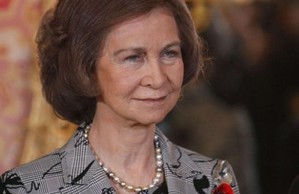 La Reina Sofía será la primera en llegar a Palma para la Semana Santa
