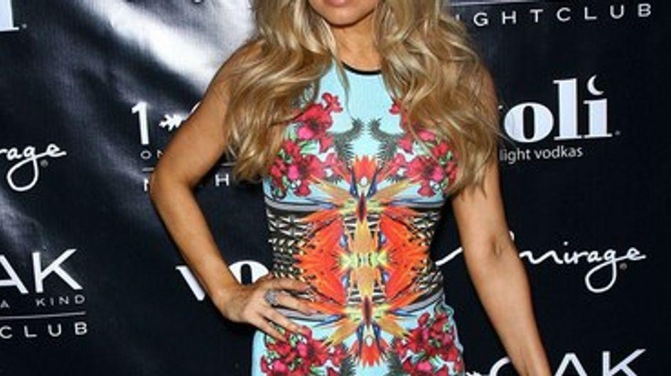 Fergie celebra su 37 cumpleaños en Las Vegas