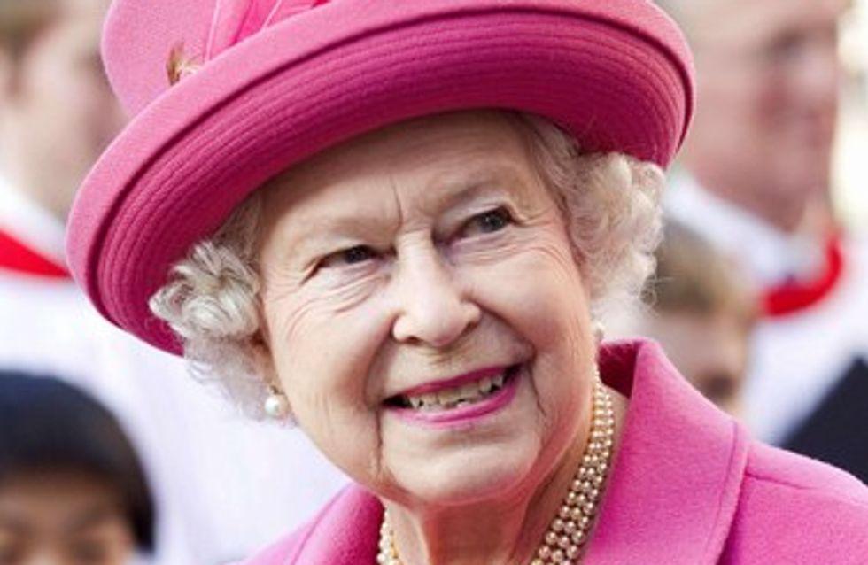 La Reina Isabel, bisabuela por segunda vez