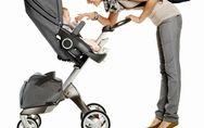Carrito Stokke: lleva a tu bebé a la moda