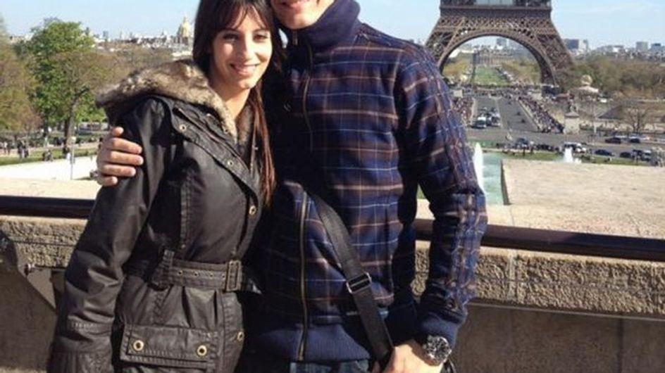 Christian Gálvez y Almudena Cid, viaje romántico en París